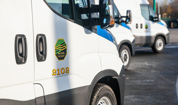 IVECO Daily z POL-CAR-u kolejnym krokiem MPK Poznań ku ekologii